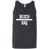 T-Shirts Dark Grey / X-Small Bench Day Tank Top