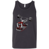 T-Shirts Dark Grey / X-Small Dead Man's Bench Tank Top