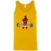 T-Shirts Gold / X-Small Beast Mode Tank Top