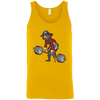 T-Shirts Gold / X-Small Captain HookGrip Tank Top
