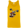 T-Shirts Gold / X-Small Dead Man's Bench Tank Top