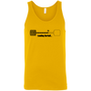 T-Shirts Gold / X-Small Loading Barbell Tank Top