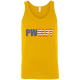 T-Shirts Gold / X-Small PWRLFT Tank Top