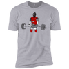 T-Shirts Heather Grey / X-Small Beast Mode XC Tee
