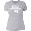 T-Shirts Heather Grey / X-Small Bench Day Women's XC Tee