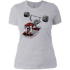 T-Shirts Heather Grey / X-Small Dead Man's Bench Women's XC Tee