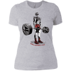 T-Shirts Heather Grey / X-Small Dead Man's Lift Women's XC Tee