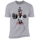 T-Shirts Heather Grey / X-Small Dead Man's Lift XC Tee