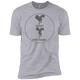 T-Shirts Heather Grey / X-Small Full Depth XC Tee