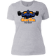 T-Shirts Heather Grey / X-Small Gorilla Barbell Women's XC Tee