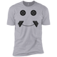 T-Shirts Heather Grey / X-Small Iron Smiley XC Tee