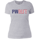 T-Shirts Heather Grey / X-Small PWRLFT Women's XC Tee