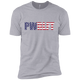T-Shirts Heather Grey / X-Small PWRLFT XC Tee
