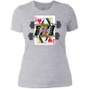 T-Shirts Heather Grey / X-Small Queen Of Squats Women's XC Tee