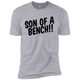 T-Shirts Heather Grey / X-Small Son Of A Bench!! XC Tee