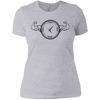 T-Shirts Heather Grey / X-Small Squat O'Clock Women's XC Tee