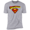 T-Shirts Heather Grey / X-Small Squatman XC Tee