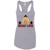 T-Shirts Heather Grey / X-Small Sumo Life Racerback Tank