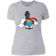 T-Shirts Heather Grey / X-Small SuperRilla Women's Extra Comfort Tee