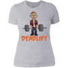 T-Shirts Heather Grey / X-Small Undeadlift Women's XC Tee