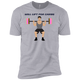 T-Shirts Heather Grey / X-Small Will Lift For Carbs (Donuts) XC Tee