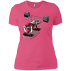T-Shirts Hot Pink / X-Small Dead Man's Bench Women's XC Tee