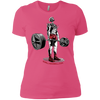 T-Shirts Hot Pink / X-Small Dead Man's Lift Women's XC Tee