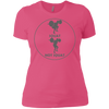 T-Shirts Hot Pink / X-Small Full Depth Women's XC Tee