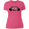 T-Shirts Hot Pink / X-Small Meet Me At The Bar Women's XC Tee