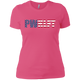 T-Shirts Hot Pink / X-Small PWRLFT Women's XC Tee