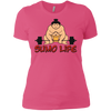 T-Shirts Hot Pink / X-Small Sumo Life Women's XC Tee