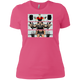 T-Shirts Hot Pink / X-Small Women's XC Tee