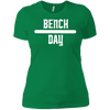 T-Shirts Kelly Green / X-Small Bench Day Women's XC Tee