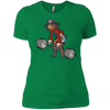 T-Shirts Kelly Green / X-Small Captain HookGrip Women's XC Tee