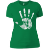 T-Shirts Kelly Green / X-Small Chalk Up! Women's XC Tee