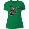 T-Shirts Kelly Green / X-Small Dead Man's Bench Women's XC Tee