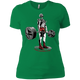 T-Shirts Kelly Green / X-Small Dead Man's Lift Women's XC Tee