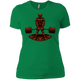T-Shirts Kelly Green / X-Small Devil's Deadlift Women's XC Tee