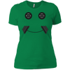 T-Shirts Kelly Green / X-Small Iron Smiley Women's XC Tee