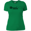 T-Shirts Kelly Green / X-Small Loading Barbell Women's Extra Comfort Tee