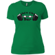 T-Shirts Kelly Green / X-Small Meet Me At The Bar Women's XC Tee