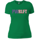 T-Shirts Kelly Green / X-Small PWRLFT Women's XC Tee