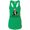 T-Shirts Kelly Green / X-Small Uncle Sam Women's Racerback Tank