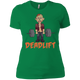 T-Shirts Kelly Green / X-Small Undeadlift Women's XC Tee