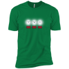 T-Shirts Kelly Green / X-Small White Lights XC Tee