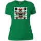 T-Shirts Kelly Green / X-Small Women's XC Tee