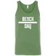 T-Shirts Leaf Green / X-Small Bench Day Tank Top