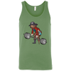 T-Shirts Leaf Green / X-Small Captain HookGrip Tank Top