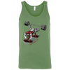 T-Shirts Leaf Green / X-Small Dead Man's Bench Tank Top