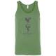 T-Shirts Leaf Green / X-Small Full Depth Tank Top